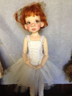 Two Outfits For Kaye Wiggs MSD BJD Or Similar Ballerina
