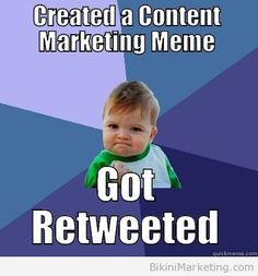 Top 10 Content Marketing Memes