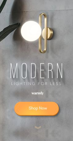 Modern Lights & Lamps for Less - Warmly Wall Decor wall decor Sconce Lighting, Home Lighting, Modern Lighting, Lighting Design, Luxury Lighting, Light Fittings, Light Fixtures, Lampe Tactile, Deco Luminaire