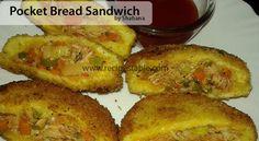 Pocket Bread Sandwich Recipe - Recipes Table