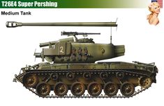 T26E4 Super Pershing
