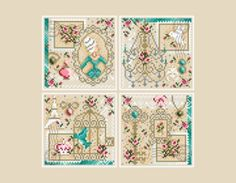 Shannon Christine shabby chic cards