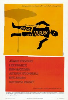 Faux Star Wars Movie Poster: Anatomy of a Murder starring C3-PO via Minion Factory