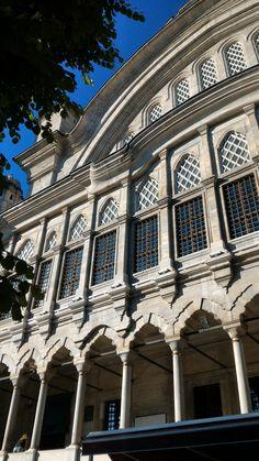 Nuruosmaniye mosque , İstanbul a baroque building