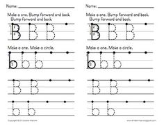 Getting It Write Printing Practice Pages for Traditional Letter Formation Printing Practice, Reading Stations, Letter Formation, Teacher Organization, Daily 5, Teacher Pay Teachers, Literacy, Preschool, Lettering
