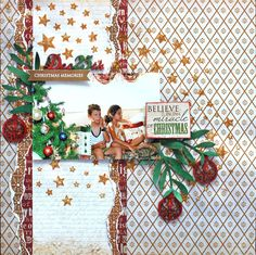 Cathy Can't Help Herself: Kaisercraft DT - Holy Night Collection