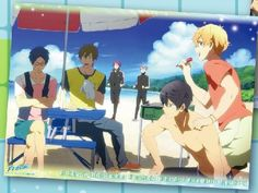 【Free!】 Clear Poster - 0913B