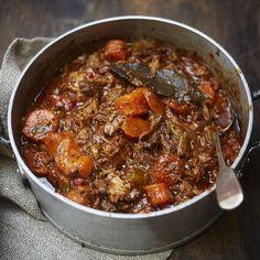 Jamie Oliver - Oxtail Stew.