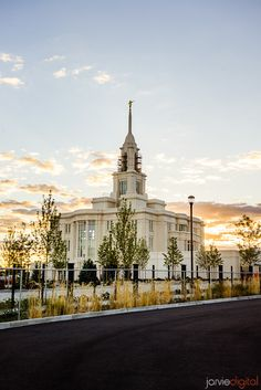 Payson, Utah Temple of The Church of Jesus Christ of Latter-day Saints