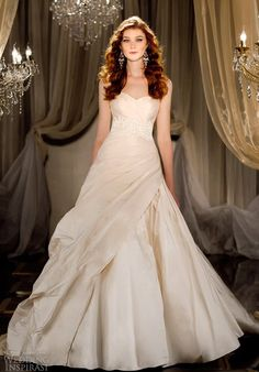 Vera Wang Wedding Gown 2012