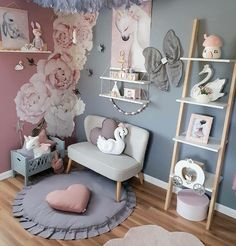 Baby Bedroom Princess Daughters 33 New Ideas