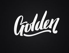 """Check out new work on my @Behance portfolio: """"Golden Lettering"""" http://be.net/gallery/44746467/Golden-Lettering"""