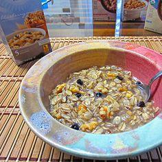 Blueberry Muffin Oatmeal – Better Oats