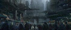Dennis_Chan_Concept_Art_Sunday_Market