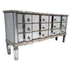 Ashbourne 6 Drawer Sideboard