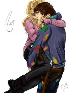 Emma and Julian,