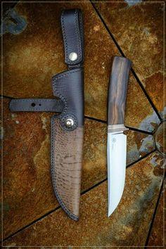 Pozdnyakov's knife.