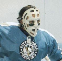 Les Binkley Rangers Hockey, Hockey Goalie, Hockey Games, Ice Hockey, Hockey Players, Pittsburgh Sports, Pittsburgh Penguins, Nhl, Pens Hockey