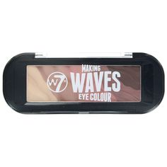 New W7 Making Waves F... http://www.cosmetics4uonline.co.uk/products/w7-making-waves-fools-gold-eye-colour-8-g?utm_campaign=social_autopilot&utm_source=pin&utm_medium=pin #ShopLocal