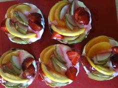 My fruittarts!