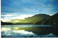 Dawn Ledro lake, Trentino Italy