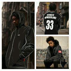 Homie's Wonderland Lookbook Illustration   Agata Maria Bieć  #homieswonderland #agatabiec #digitalart #streetfashion #artwork #illustration#lookbook #NYC #clothing #wear #fashion #style #hype #swag #hswld #GasFuck