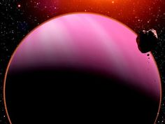 UFOLOGIA - OVNIS ONTEM: Cientistas americanos detectam água na atmosfera d...