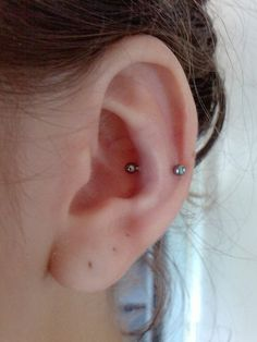 5 Cool and Unique Ear Piercings - Part 3