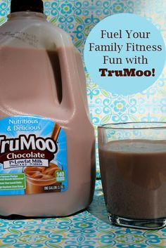 Check out these great spring family fitness ideas for gamers and tech lovers, plus fuel up with delicious #TruMoo!  @TruMoo #tryithot #chocolatemarshmallow #ad