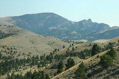 Sleeping Giant, Helena, Montana
