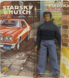 MEGO: 1976 Starsky and Hutch STARSKY Action Figure #Vintage #Toys