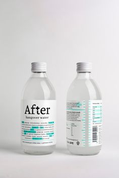 After Hangover Water Branding and Packaging Design / World Brand. You are in the right place about Medicine Packaging, Water Packaging, Honey Packaging, Juice Packaging, Water Branding, Beverage Packaging, Coffee Packaging, Bottle Packaging, Coffee Label