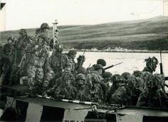 9 Para Royal Engineers Falkland War