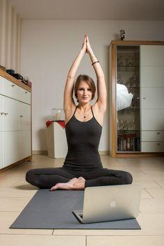 Wie du im neuen Jahr endlich zu einer regelmäßigen Yogapraxis findest