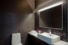 Sami-talo - WC | Asuntomessut valaistus