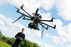 An Open-Source Community Wants to Fix Your Drone with 3D-Printed Parts « Everything Drones