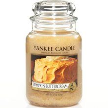 Yankee Candle - Pumpkin Buttercream Candle