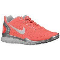 Nike Free TR Fit 2 Womens Running Shoes Pink Silver on Sale