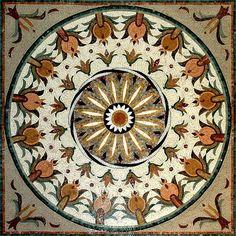 love the center spiral!