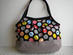 Granny Bag Medium  Tote bag  Japanese by 520HandmadeCreations, $26.00