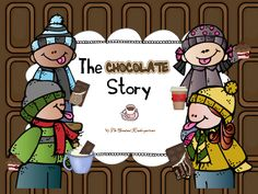 All about chocolate - for kindergarten and first grade! Engaging nonfiction text, literacy, math, science and cut&paste activities. Updated with 30 more pages! $