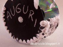 """CD-BAG """"Lavagna"""", con fettuccia riciclata"""