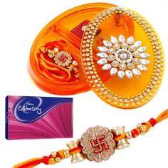 Premium Rakhi Gift Box Combo Rs 781/- http://www.tajonline.com/rakhi-gifts/product/r4093/premium-rakhi-gift-box-combo/?aff=pint2014/