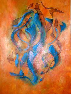 abstract landschap2