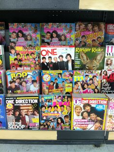 Every magazine <3 They are taking over the world