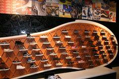 Atrakcje w sklepie Vans w C.H. Arkadia w Warszawie