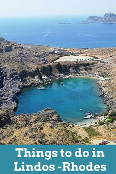What to See & Do in Lindos, Rhodes Island, Greece. | Travel Passionate