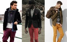 I love the look of darker colored jeans.  Mustard, deep Red, and Purple are some of my favorite colors to own.