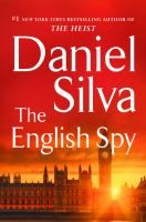 The English spy by Daniel Silva. Gabriel Allon, art restorer and occasional spy, searches for a stolen masterpiece by Caravaggio.  Available June 30