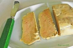 Foie micuit con sal (Sin cocción)